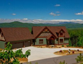 north carolina mountain homes