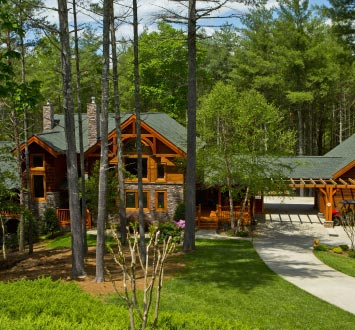 North Carolina mountain homes for sales