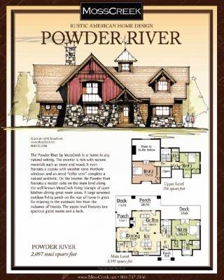 powder river-floor-plan