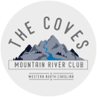 The Coves Mountain River Club logo